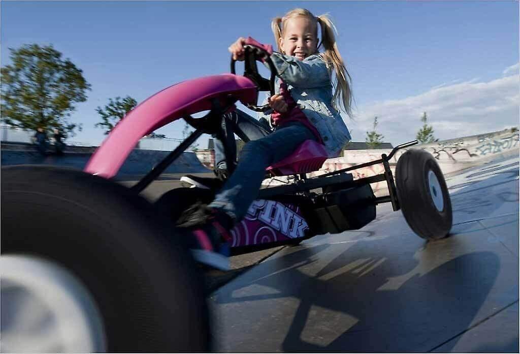 BERG Compact Pink - ein toller Spaß für Mädchen ab 4 Jahre - gokart-profi.de