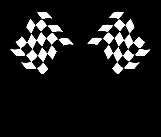Bastelanleitung Zielflagge: Do-it-yourself für Kids - BERG Race GTS - Tipps gokart-profi.de