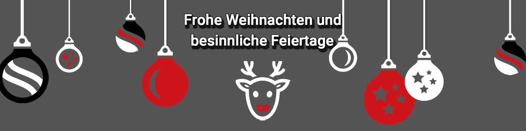 Frohe Weihnachten - gokart-profi.de