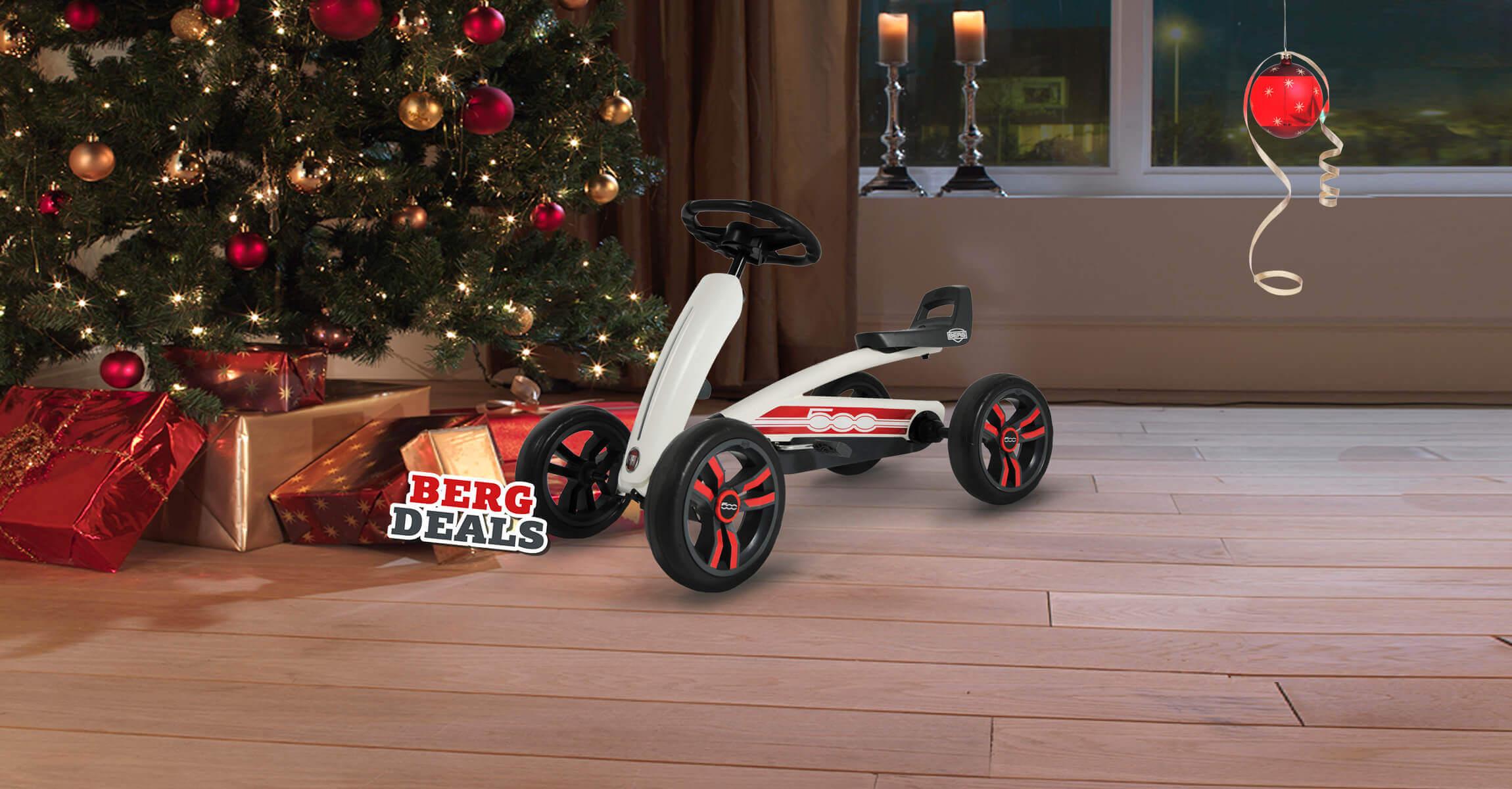 BERG Buzzy zu Weihnachten schenken - gokart-profi.de
