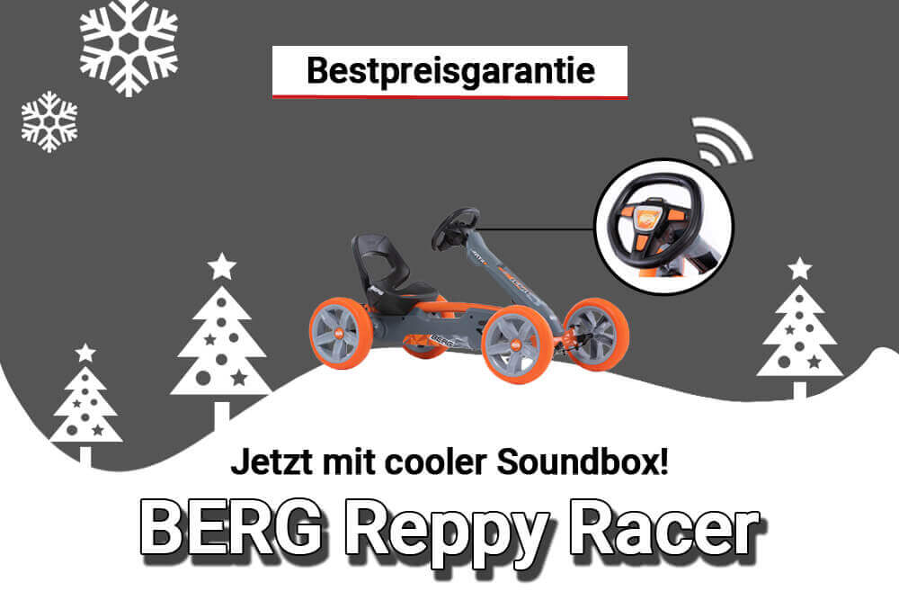 BERG Reppy Racer Bestpreis auf gokart-profi.de
