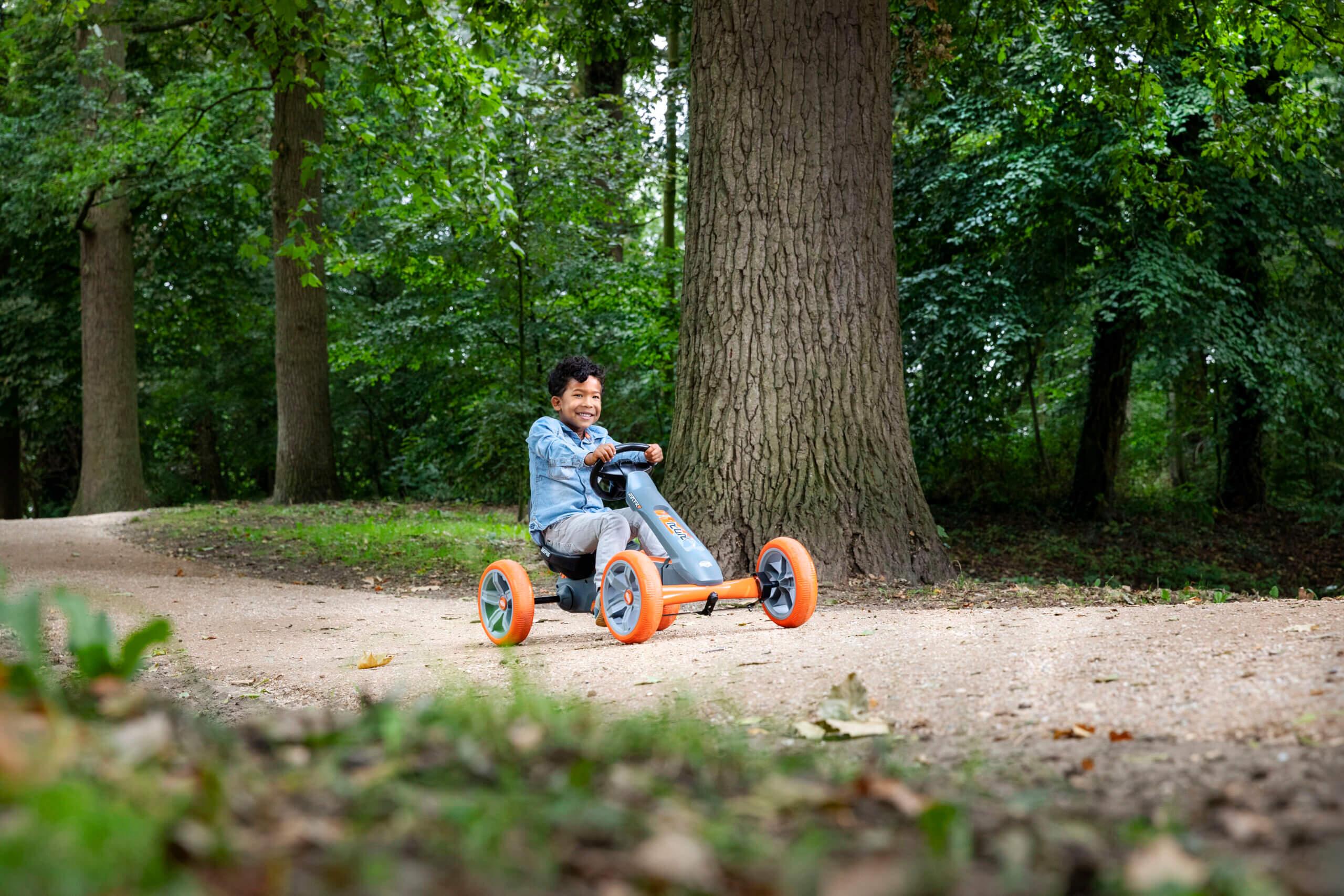 Unterwegs mit dem BERG Reppy Racer - gokart-profi.de