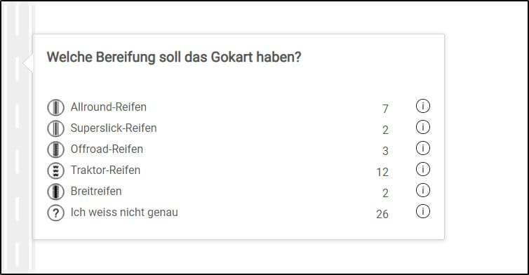 Gokart Finder - gokart-profi.de - Gokart Bereifung