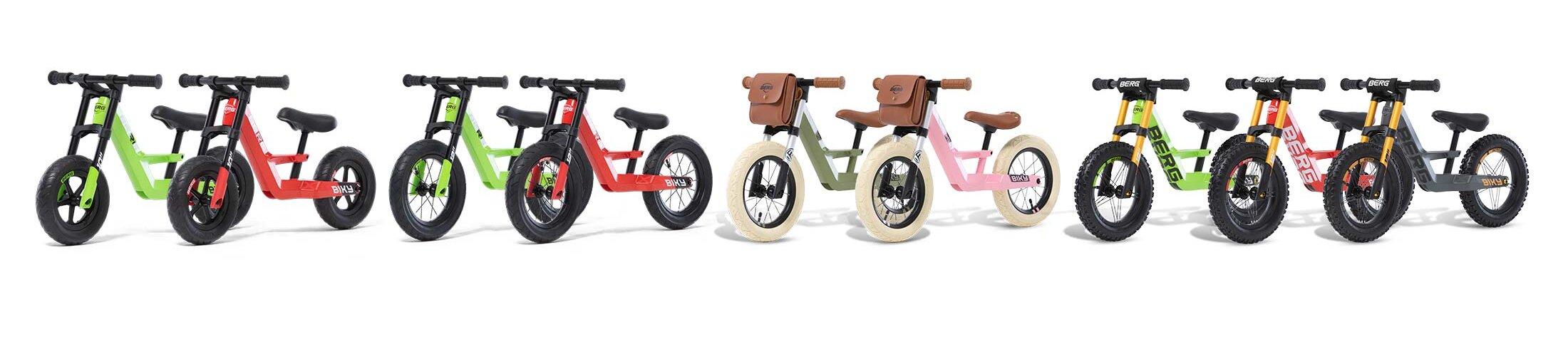 BERG Biky Laufräder kaufen bei gokart-profi.de