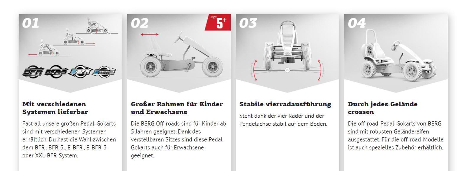 BERG Antriebe - Erklärung gokart-profi.de
