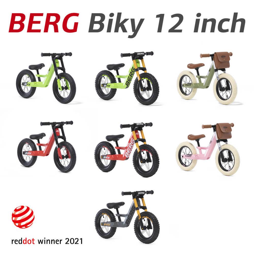 BERG Biky erhält Red Dot Award 2021 - Ratgeber gokart-profi.de
