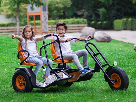 BERG Duo Chopper - gokart-profi.de