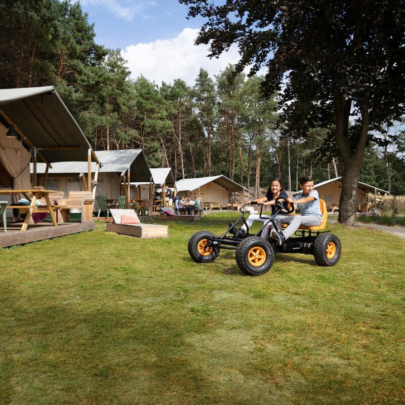 Spaß auf dem BERG Duo Coaster - Beratung und Verkauf gokart-profi.de