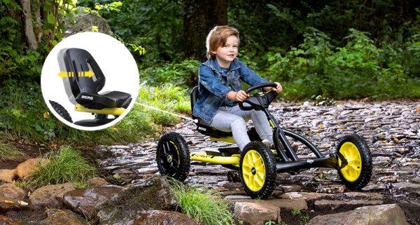 BERG Buddy mit verstellbarem Fahrersitz - Beratung gokart-profi.de