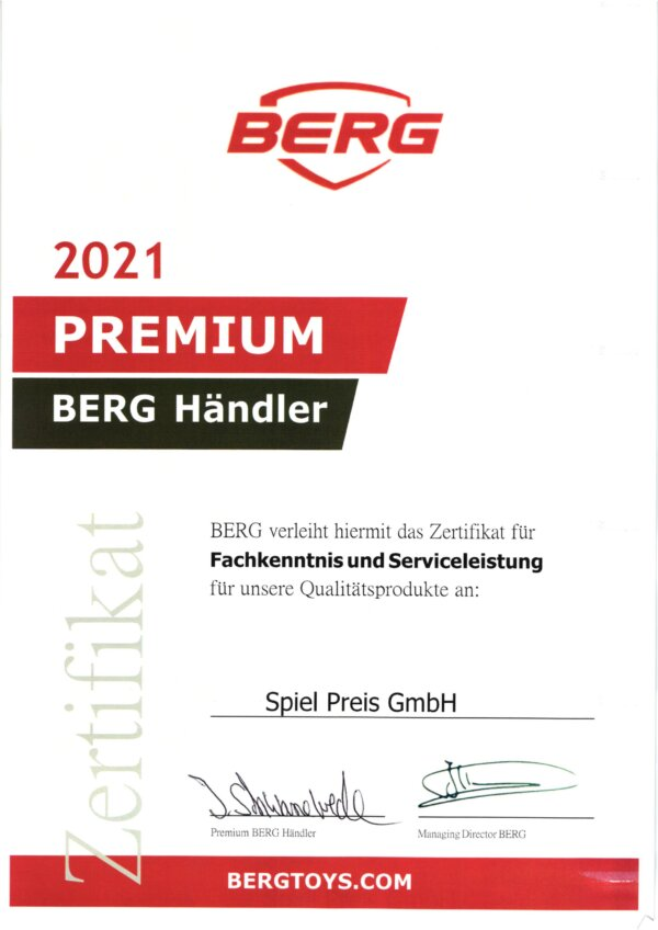 BERG Premium Händler - gokart-profi.de