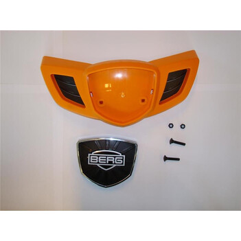 BERG Vorderer Frontspoiler Stoßstange Rally orange...
