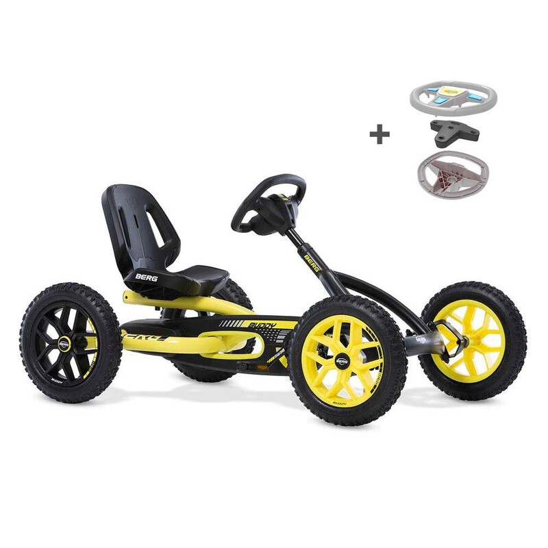 BERG Gokart Buddy Cross gelb BF-R