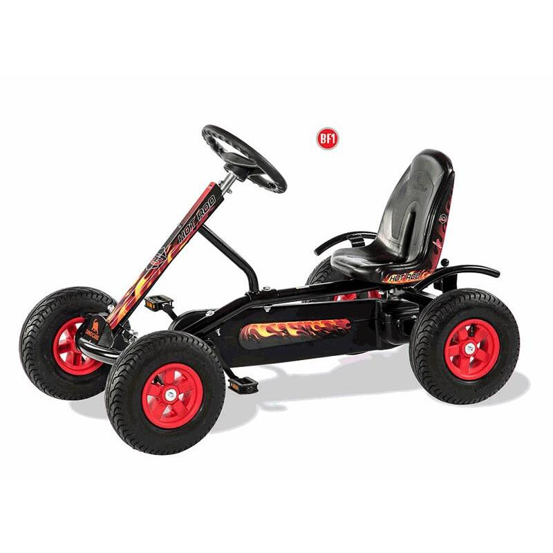 DINO CARS Kids Junior Hot Rod BF1 Gokart