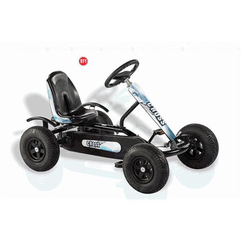 DINO CARS Kids Junior Cross BF1 Gokart 37210BF1