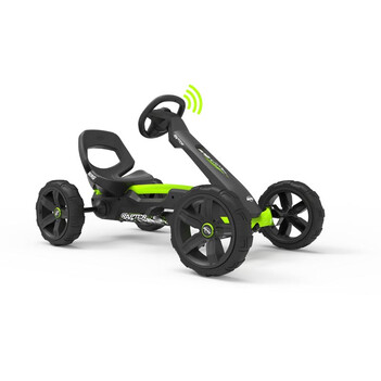 BERG Gokart Reppy Raptor schwarz inkl. Soundbox