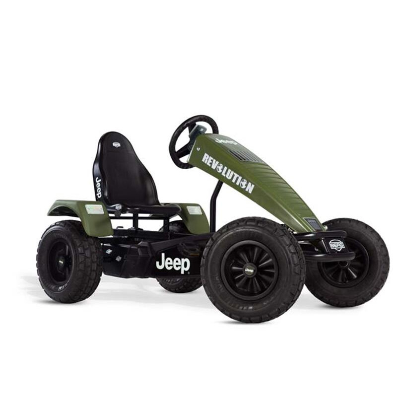 BERG Gokart Jeep Revolution E-BFR-3