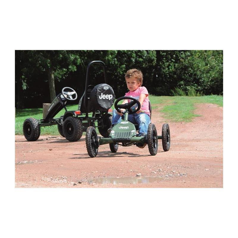 BERG Gokart Buddy Jeep Junior BF-R