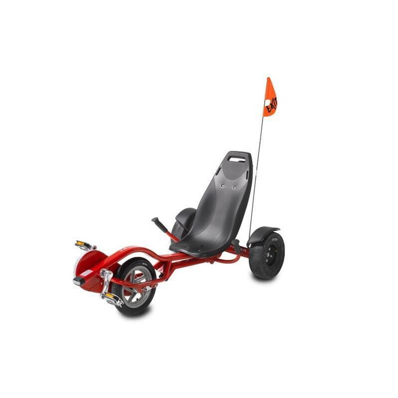 exit triker pro 100 red gokart balance bike dreirad. Black Bedroom Furniture Sets. Home Design Ideas