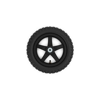 BERG Rad 12,5 schwarz Cross Buddy Jeep 42.59.05.10...