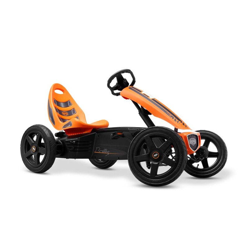 BERG Gokart Rally Orange BF-R 24.40.00.00