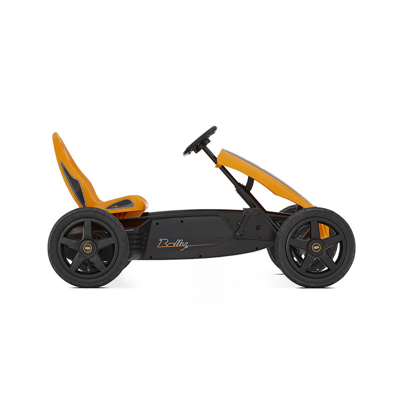 BERG Gokart Rally Orange BF-R