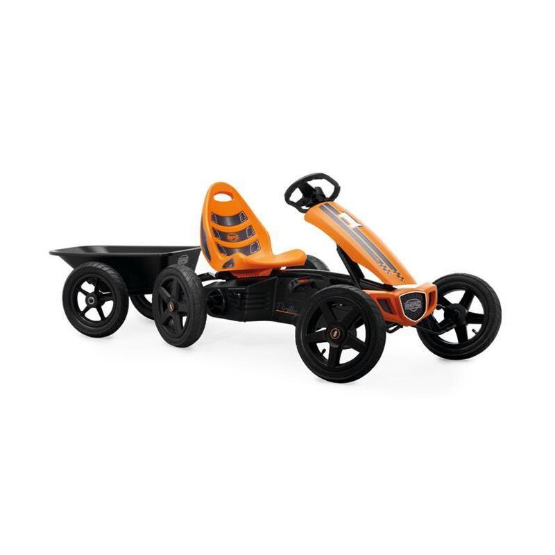 berg gokart rally orange m anh nger gokart. Black Bedroom Furniture Sets. Home Design Ideas