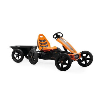 BERG Gokart Rally Orange BF-R 24.40.00.00 inkl. Anhänger...