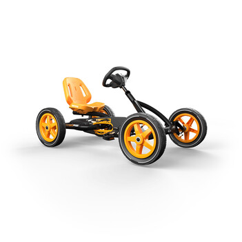 BERG Gokart Buddy pro orange/schwarz BFR