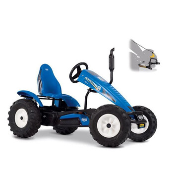 BERG Gokart Traxx New Holland BFR-3...