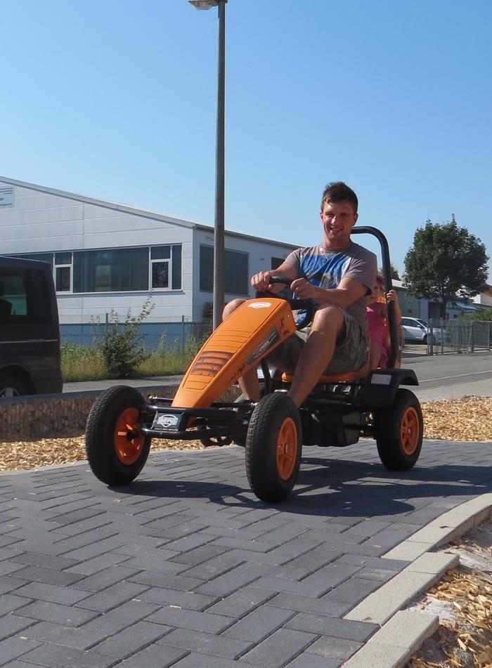 Kettcar-Nürnberg - Gokarts testen und gleich mitnehmen