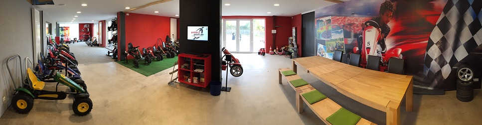 Unsere Ausstellung auf unserer Anlage in Ezelsdorf bei Nürnberg.