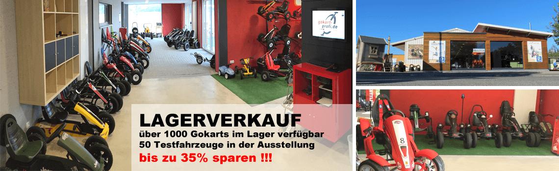 Jetzt Beratung und Prozente am Samstag bei gokart-profi.de sichern!